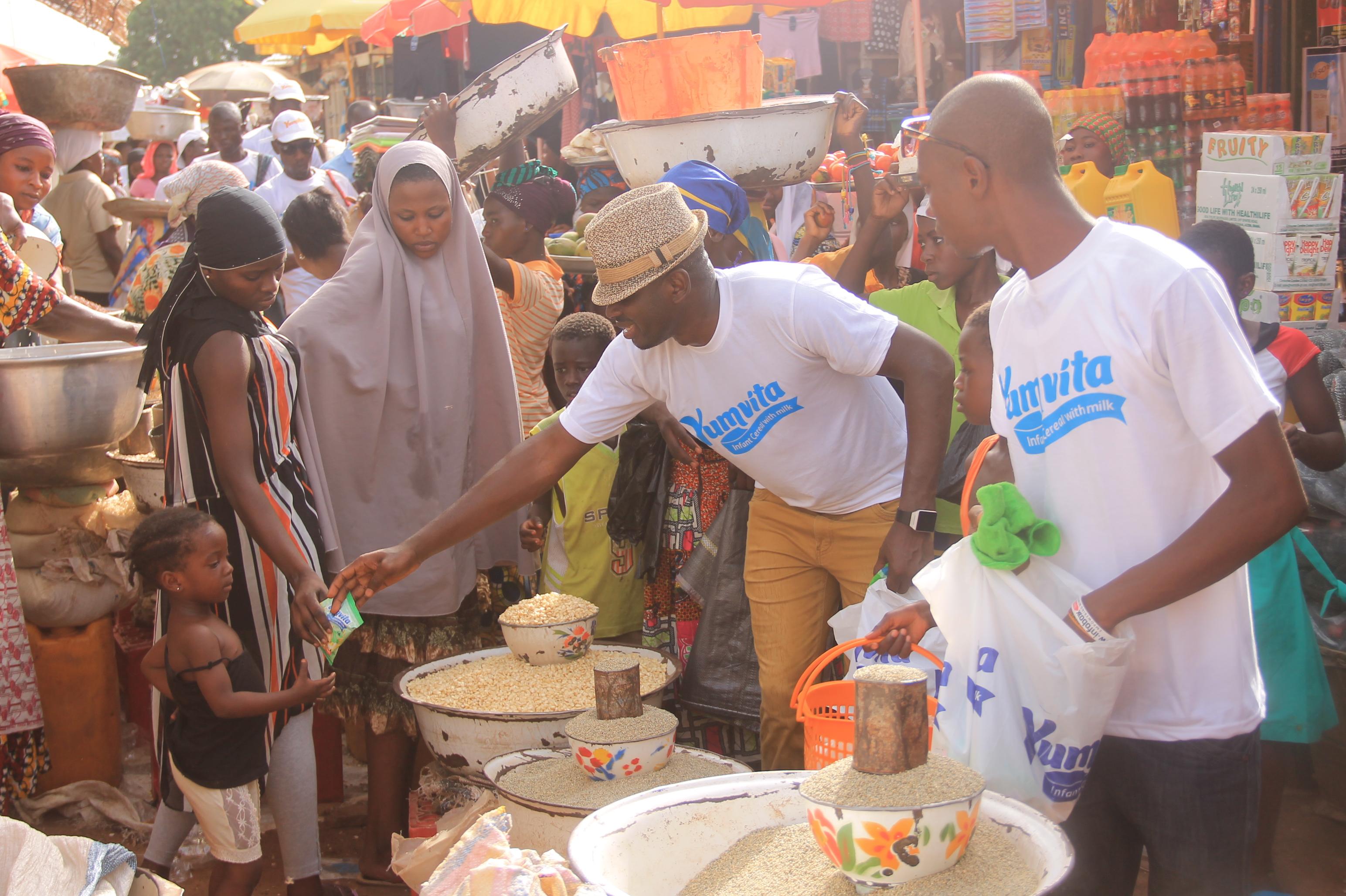 Yumvita goes from strength to strength in Ghana